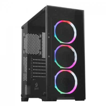 Pc Gamer Amd Ryzen 5600X, Gigabyte B450M, Ssd Nvme 500Gb Wd, Mem. 8Gb Hyperx, Redragon 618, Fonte 650 Corsair, Gtx1050Ti