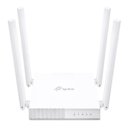 Roteador Tp-Link Archer C21 Ac750, Wireless, Dual Band 2.4/5 Ghz, 733 Mb/S, 4 Antenas
