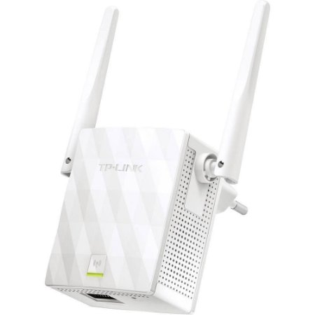 Repetidor De Sinal Tp-Link Tl-Wa855Re, Wireless, Single Band 2.4 Ghz, 300 Mb/S, 2 Antenas, Botão Wps