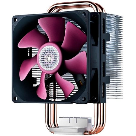 Cooler Universal Para Processador, Intel E Amd, Cooler Master Blizzard T2, Rr-T2-22Fp-R1