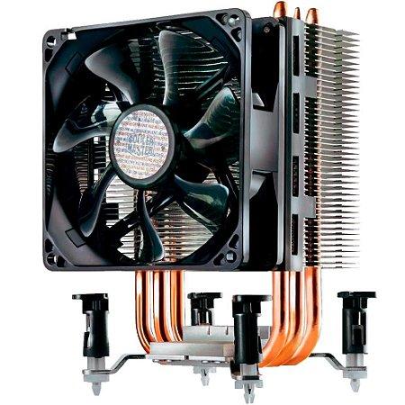 Cooler Universal Para Processador, Intel E Amd, Cooler Master Hyper Tx3 Evo Rr-Tx3E-28Pk-R1