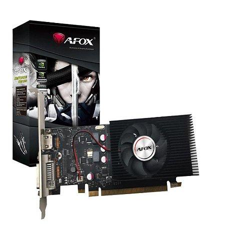 Placa De Vídeo Geforce Ddr5 2Gb/064 Bits Gt 1030 Afox, Af1030-2048D5L5-V2