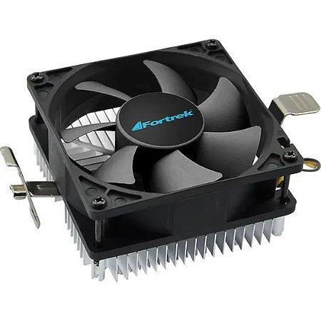 Cooler Universal Para Processador, Intel E Amd, Fortrek Clr102, Alumínio