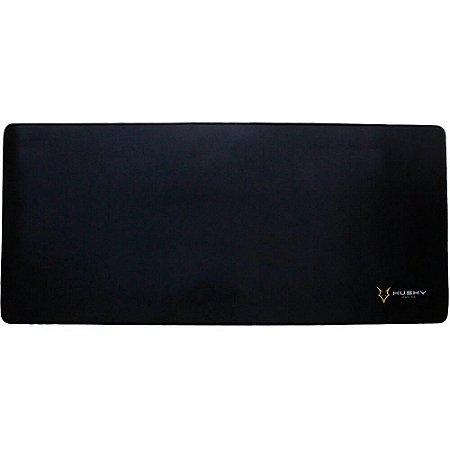 Mousepad Gamer Husky Black Avalanche Mp-Hav-Bk, 40 Cm X 89 Cm, Speed, Extra Grande