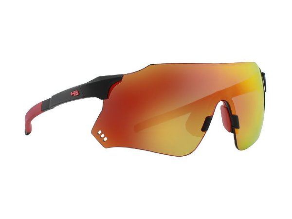 Óculos De Sol HB Quad X Red Chrome