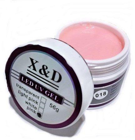 40 Gel X&D 19 Pink 15g