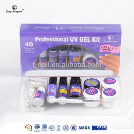 Kit Profissional Uv Gel Kit Fengshangmei
