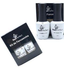 Kit Francesinha Nail Perfect 14ml