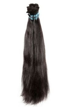 Cabelo Virgem Indiano 65cm 200Gramas