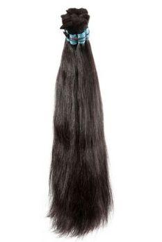Cabelo Virgem Indiano 75cm 200Gramas