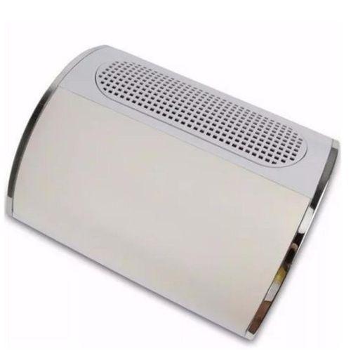 Coletor De Pó Aspirador Sugador 3 Cooler Profissional Unhas Branco 110V