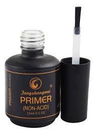 Primer Sem Acido Pretinho Do Poder Unha