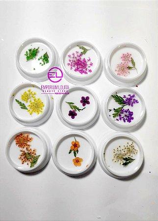 Kit Flores Mistas Primavera  Para Encapsular