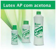 Removedor Sem acetona Lutex  500ml