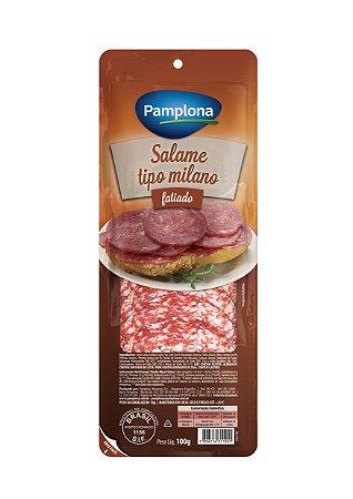 Salame Milano Fatiado 100 g
