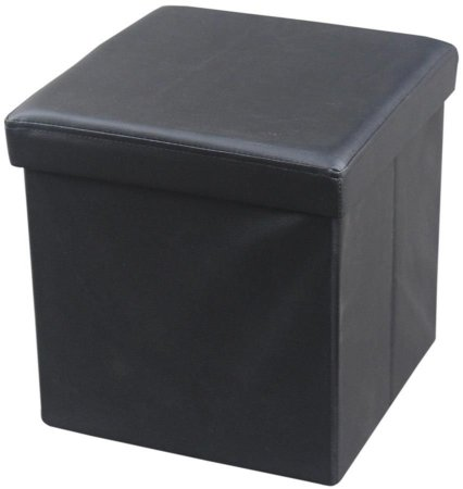 PUFF DOBRÁVEL BLACK - MK-001