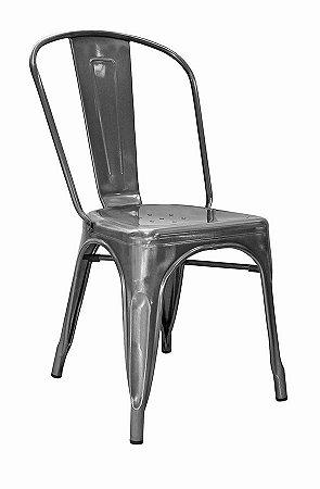 Cadeira Industrial Metalizada MKC-001