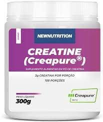 New Nutrition Creatina (Creapure) 300g