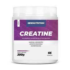 New Nutrition Creatina 200g
