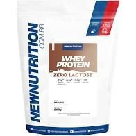 Whey Protein Zero Lactose Natural 900G - New Nutrition