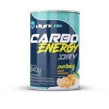 Carbo Energy Dry -Tangerina 840mg