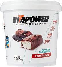 Vita Power Press Cream1,005kg - Pasta de Amendoim