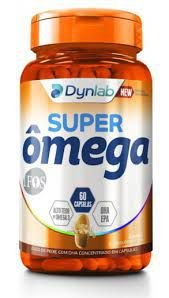 SUPER OMEGA DYN 60CAPS