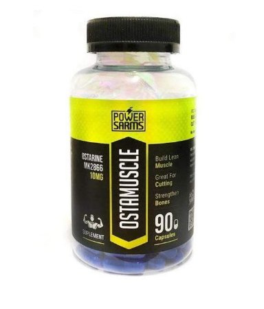 OSTARINE 10MG 90CPS