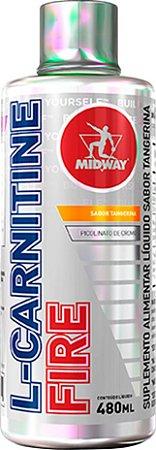 L-Carnitine FIRE - Midway - 480ml