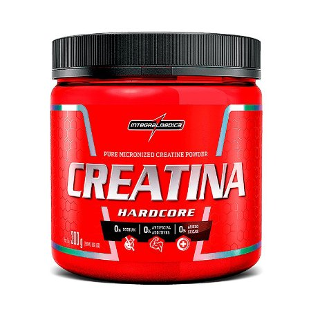 Creatina Hardcore - Integral Medica - 300g