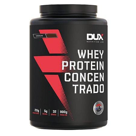 Whey Protein Concentrado - DUX - 900g