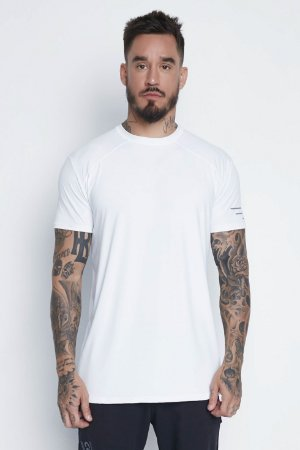 CAMISETA ELEMENTOONE CONNECTING WHITE