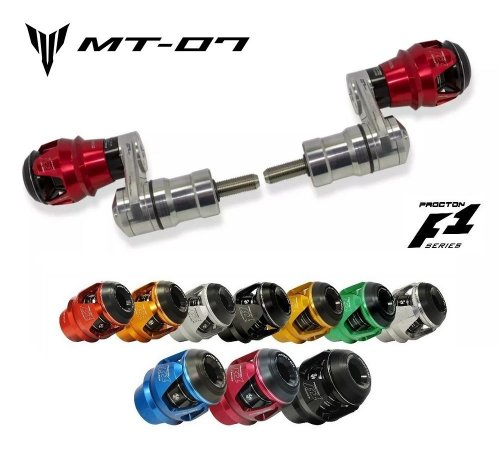 Slider Motor F1 Procton Racing Yamaha MT-07 2015 A 2018