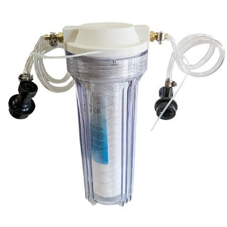 Filtro Água Mosto Cerveja Artesanal Dry Hopping Tira Cloro