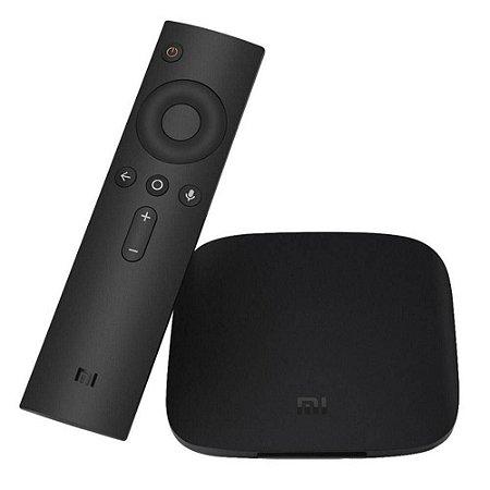 Xiaomi Mi Box Tv Box 4k Versão Global Original Lacrado