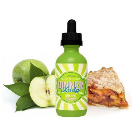 E-Liquid Dinner Lady - Apple Pie
