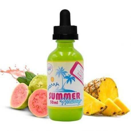 E-Liquido Guava Sunrise (FreeBase) - Dinner Lady Summer Holidays