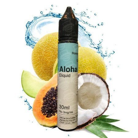 E-Liquido Aloha Ice (Nic Salt) - Dream Collab