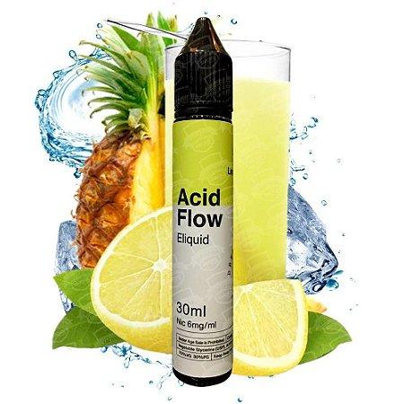 E-liquido Acid Flow Ice (FreeBase) - Dream Collab