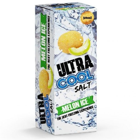 Líquido Ultra Cool Nic SALT - Melon Ice