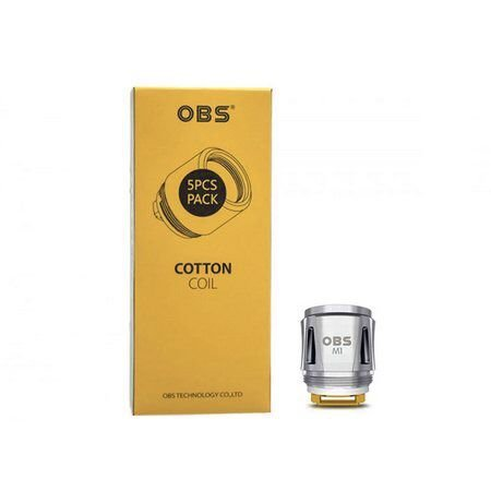 Coil / Resistência Cotton Coil - Obs (kit cube 80w)