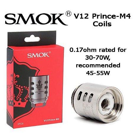 RESISTENCIA / COIL SMOK PARA TFV12 PRINCE - M4