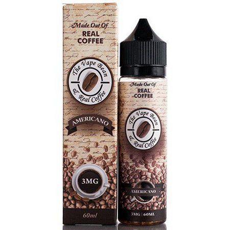 LIQUIDO THE VAPE BEAN & REAL COFFEE - LATTE