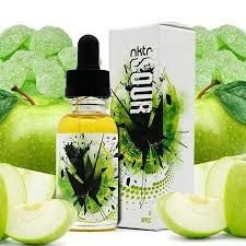 LIQUIDO NKTR SOUR - APPLE (MAÇÃ)