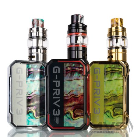 KIT G-PRIV 3  c/ Tanque TFV16 Lite - SMOK
