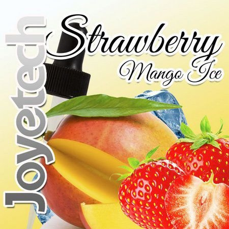 LÍQUIDO JOYETECH - STRAWBERRY MANGO ICE