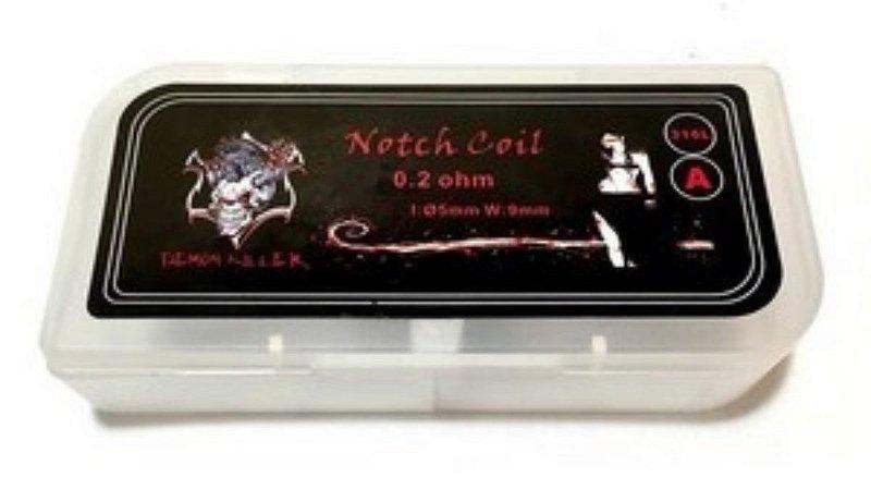 BOBINA NOTCH COIL 0.2OHM - DEMON KILLER