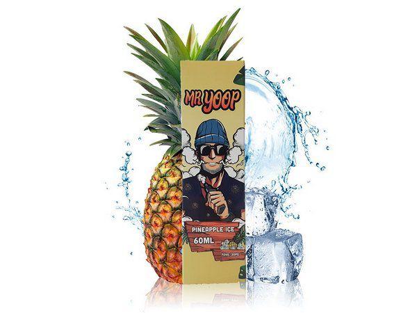 Líquido Pineapple ICE MR YOOP