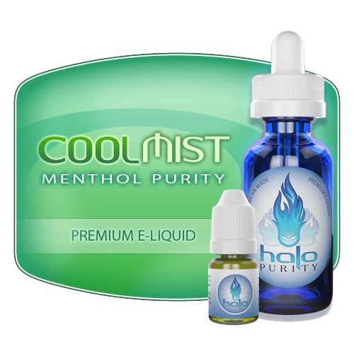 Líquido CoolMist - HALO Purity