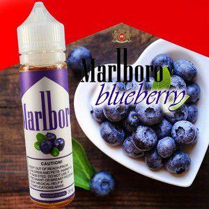 Liquido marlboro tabacco Blueberry e-juice